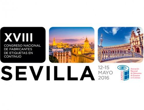 XVIII Congreso ANFEC en Sevilla