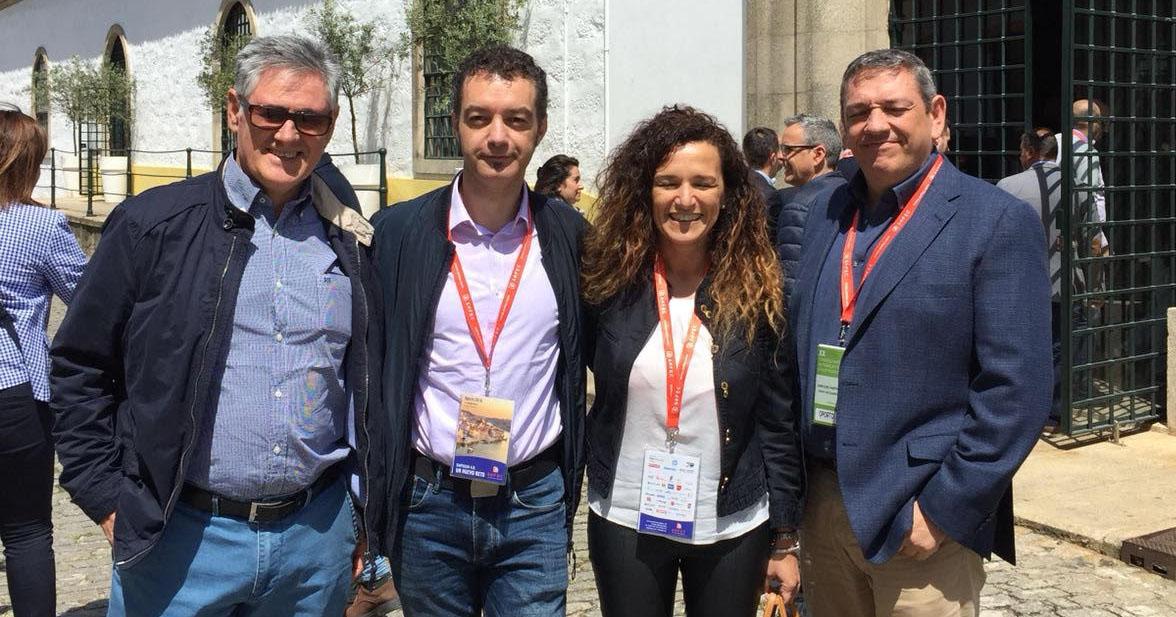 XX cogreso Anfec grupo Docu-World Oporto