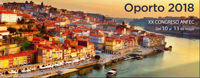 XX cogreso Anfec Oporto