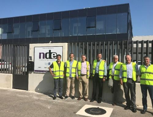 Finalizada la integración de Nomura en Navarra de Etiquetajes