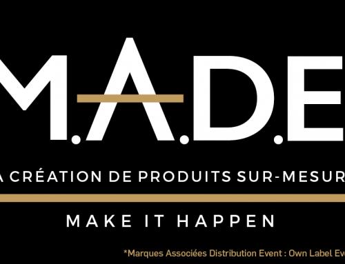 Participamos en la feria M.A.D.E. París 2019