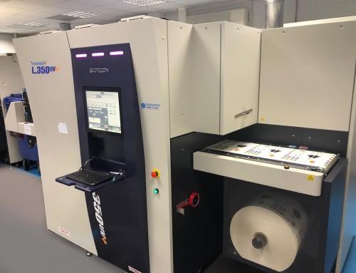 Más velocidad y mayor fiabilidad tras la inversión de Rever Etiquetas Adhesivas en nueva maquinaria