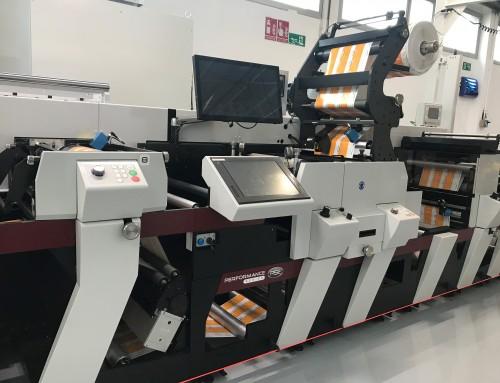 Navarra de Etiquetajes invierte más de un millón de euros en una nueva línea de producción