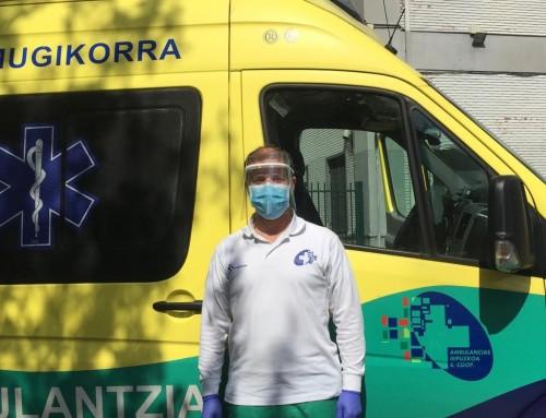 Eman Packaging reparte sus primeras 1.000 máscaras de protección contra el coronavirus